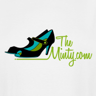 Design ~ The Minty tall men's tee