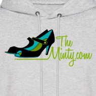 Design ~ The Minty hoodie