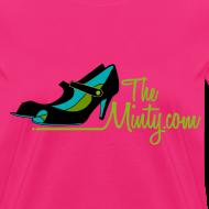 Design ~ The Minty  women's light blue tee