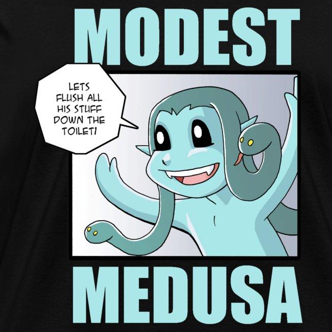 Dickish Medusa (but for women)!
