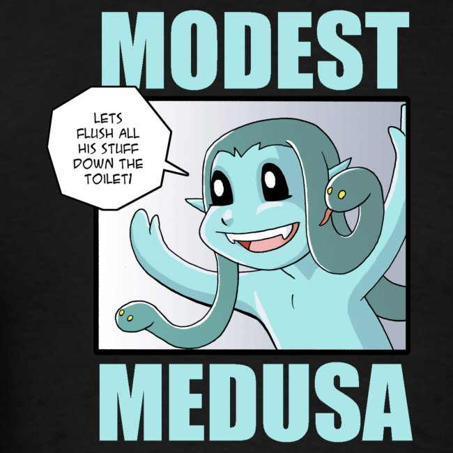 Dickish Medusa