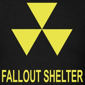 Fallout Shelter v4_1_color - Men's T-Shirt