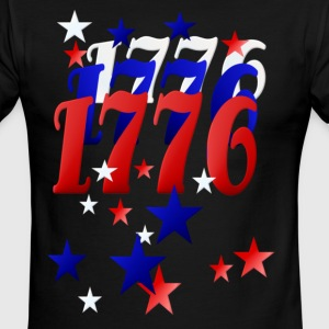 1776 - Men's Ringer T-Shirt