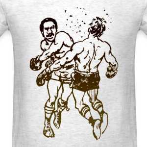 Boxing - Punch Out - Retro Video Game T-Shirts - Men's T-Shirt