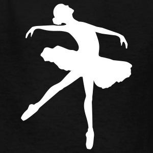 Ballet Dancer Kids' Shirts - Kids' T-Shirt