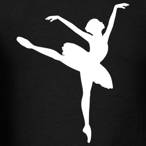 Ballet Dancer T-Shirts - Men's T-Shirt