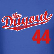 Design ~ F4rnsw0rth #44 (Kyle Farnsworth) Cubs Dugout T