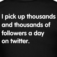 Design ~ AIQ series: I pick up thousands and thousands of followers a day on twitter.