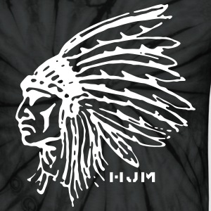 Indian Chief T-Shirts - Unisex Tie Dye T-Shirt