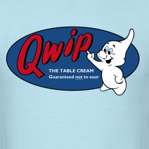 Mr Qwip - Men's T-Shirt
