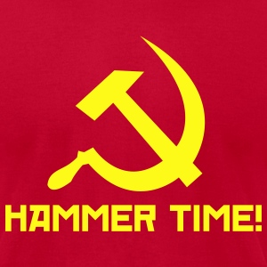 Hammer Time! [M] - Men's T-Shirt by American Apparel