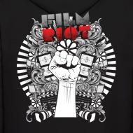 Design ~ Film Riot Hooded Men's sweatshirt