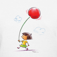 Design ~ A Cherry Tee for Charity (Balloon Cherry)
