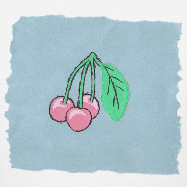 A Cherry Tee for Charity (Patchwork Cherry)