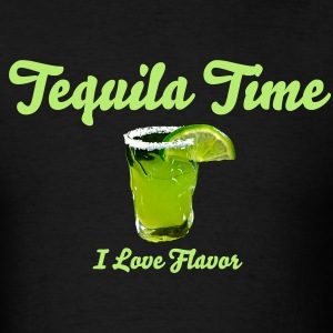 Tequila Shot T-Shirts - Men's T-Shirt