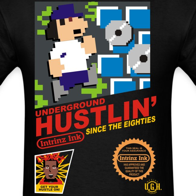 UGH - It's Just a Game Tee