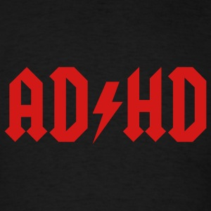 AD HD T-Shirts - Men's T-Shirt