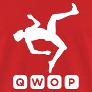 Design ~ Budget Men's QWOP Logo T-shirt