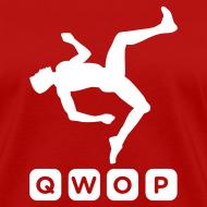 Design ~ Budget Women's QWOP Logo T-shirt