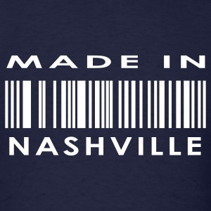 Made in Nashville  T-Shirts - Men's T-Shirt