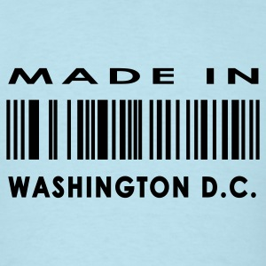 Made in Washington D. C.  T-Shirts - Men's T-Shirt