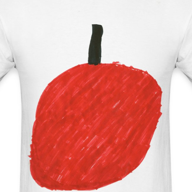 A Cherry Tee for Charity (Big Red Cherry)