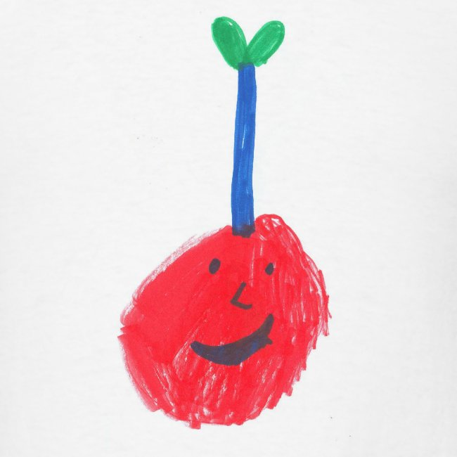 A Cherry Tee for Charity (Freaky Stem Cherry)