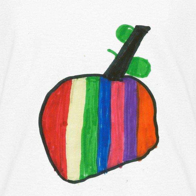A Cherry Tee for Charity (Rainbow Cherry)