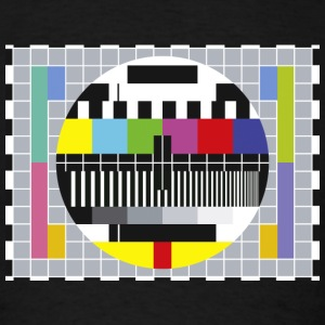 Test card T-Shirts - Men's T-Shirt