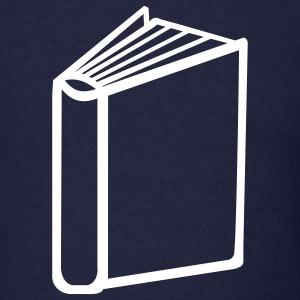 Book T-Shirts - Men's T-Shirt