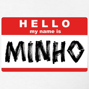 SHINee - MY NAME IS MINHO - Men's T-Shirt