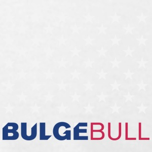 BULGEBULL JULY 4TH - Men's T-Shirt by American Apparel