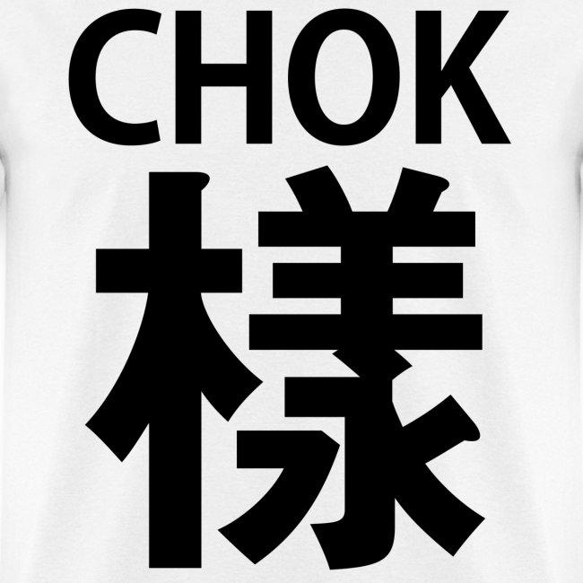 Men CHOK White