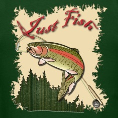 Just Fish Trout shirt
