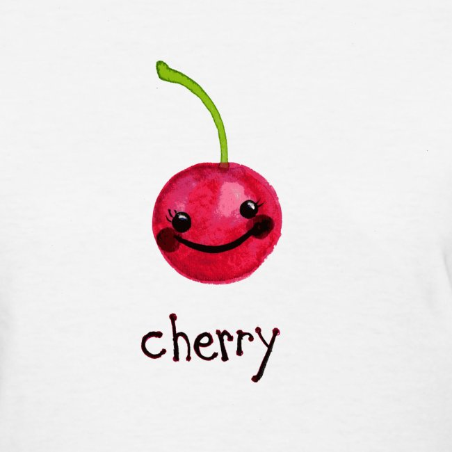 A Cherry Tee for Charity (Cheery Cherry)