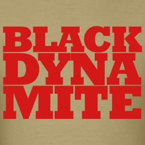 Black Dynamite - Men's T-Shirt