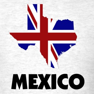 Brit Tex Mex T-Shirts - Men's T-Shirt