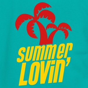 summer lovin funny holiday shirt Zip Hoodies/Jackets - Unisex Fleece Zip Hoodie by American Apparel