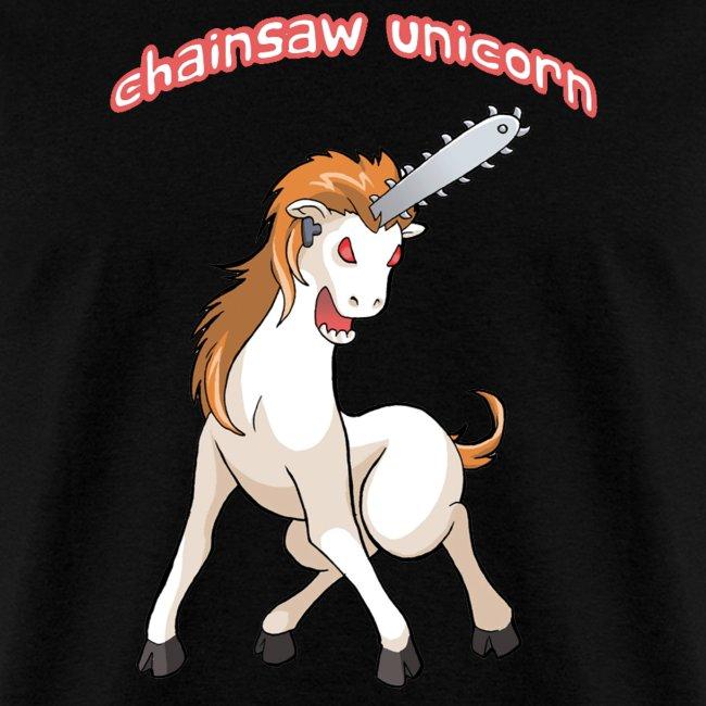 Chainsaw Unicorn!
