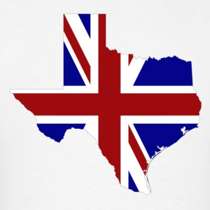 British Texas T-Shirts - Men's T-Shirt