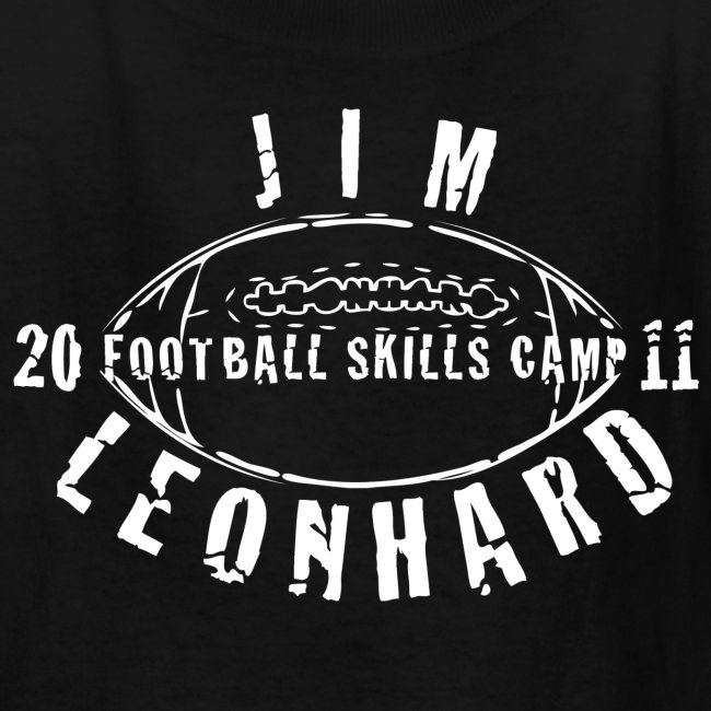 2011 Jim Leonhard Football Skills Camp Children's