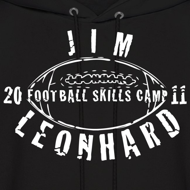 2011 Jim Leonhard Football Skills Camp Hoodie