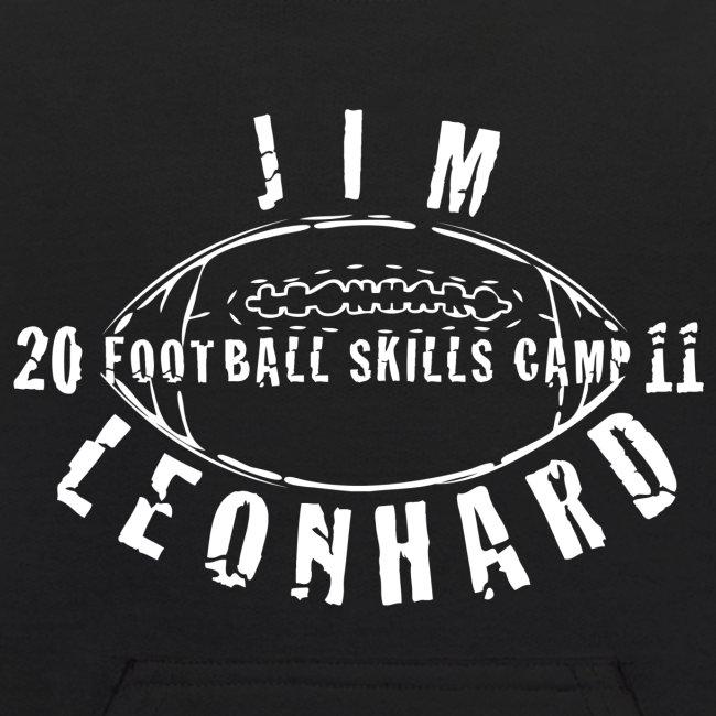2011 Jim Leonhard Football Skills Camp Kid's Hoodie
