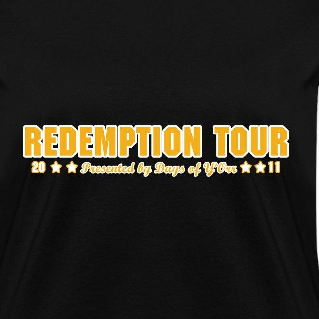 Redemption Tour -- womens standard
