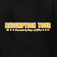 Design ~ Redemption Tour -- children's standard