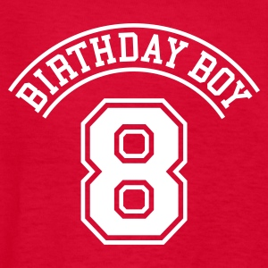 Birthday boy 8 years Kids' Shirts - Kids' T-Shirt