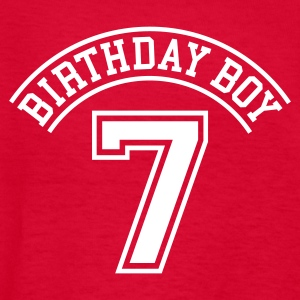 Birthday boy 7 years Kids' Shirts - Kids' T-Shirt