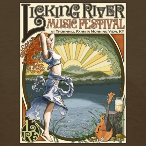 Licking River Music Festival - Women's T-Shirt