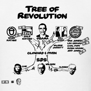 Glenn Beck's Tree of Revolution T-Shirt - Men's T-Shirt