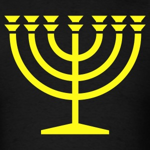 Menorah - Men's T-Shirt